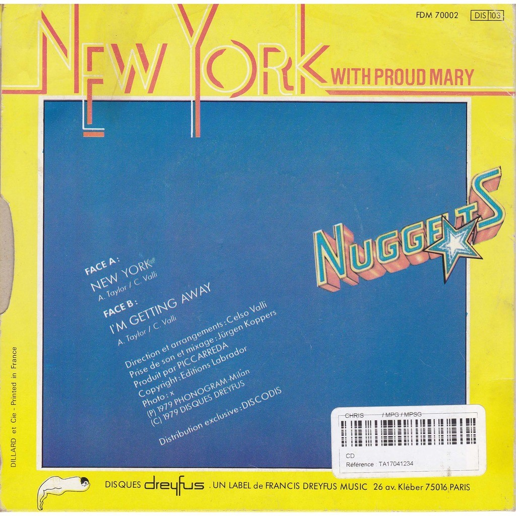 nuggets new york / I'm getting away