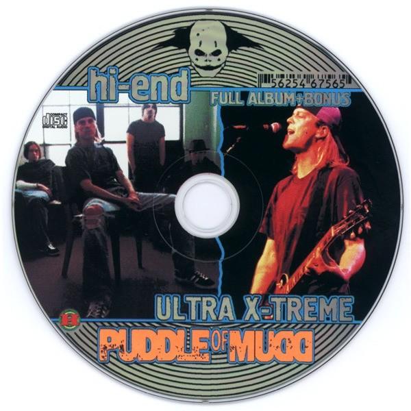 Puddle Of Mudd Come Clean (Hi-End Ultra X-treme) (Full Album + Bonus) 1CD