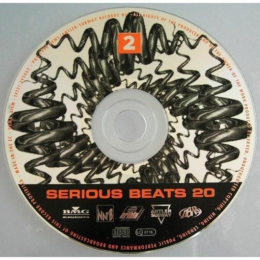The Mackenzie Feat DJ Marko , Paul van Dyk , Zolex Serious Beats 20