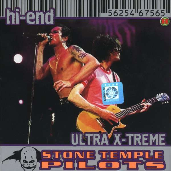 Stone Temple Pilots Hi-End Ultra X-Treme (2CD greatest hits compilation) Halahup