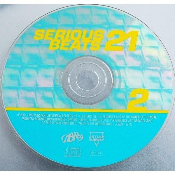 The Mackenzie Ft DJ Marko, Vincent De Moor, Katana Serious Beats 21