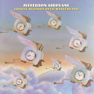 jefferson airplane Thirty Seconds Over Winterland