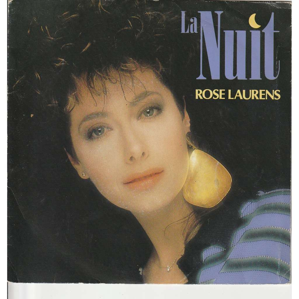 Laurens Rose La nuit
