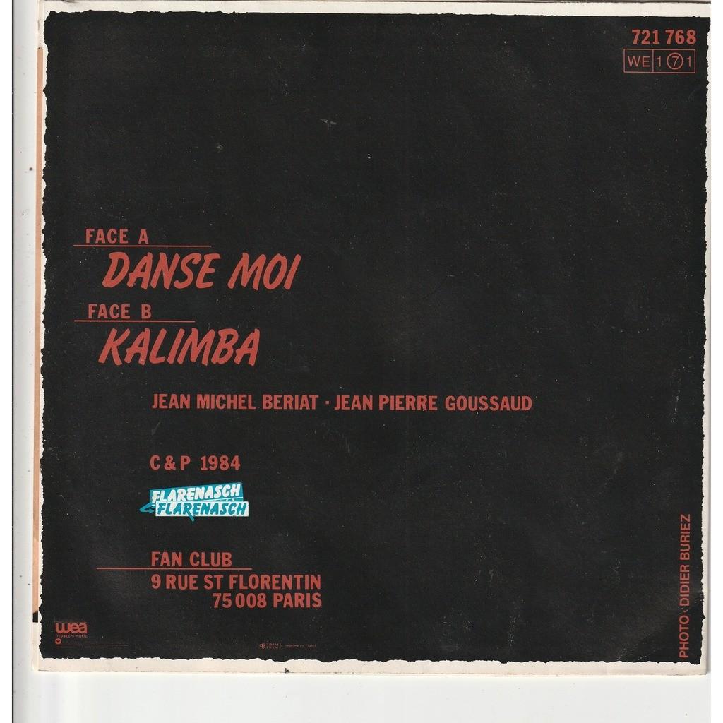 LAURENS ROSE DANSE MOI / KALIMBA