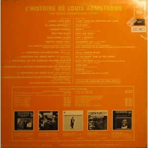 Louis Armstrong L'Histoire De Louis Armstrong