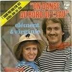 Clément et Virginie On danse au bord de l'eau