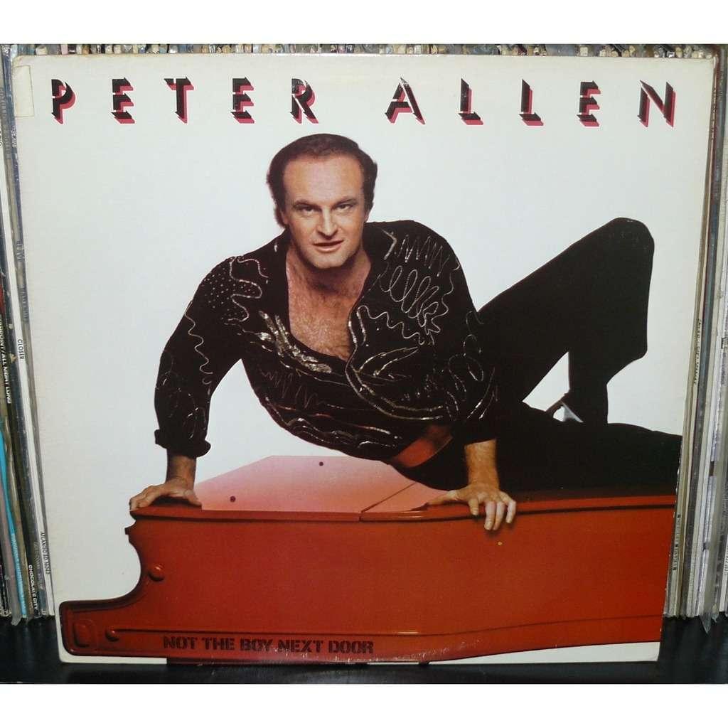 peter allen not the boy next door