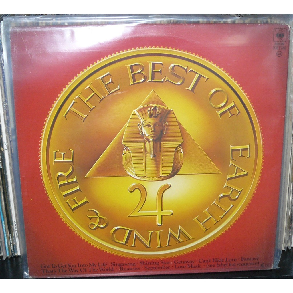 earth wind & fire best of vol 1