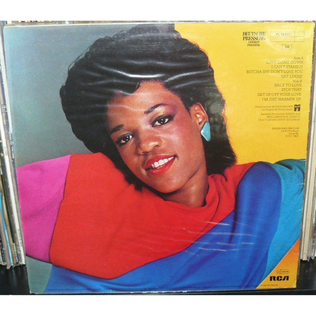 evelyn king get loose