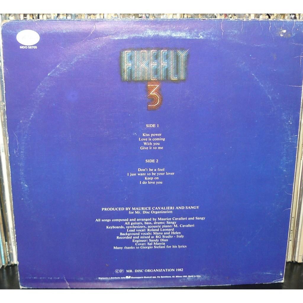firefly 3