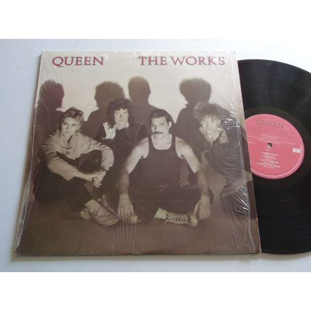 Queen the works