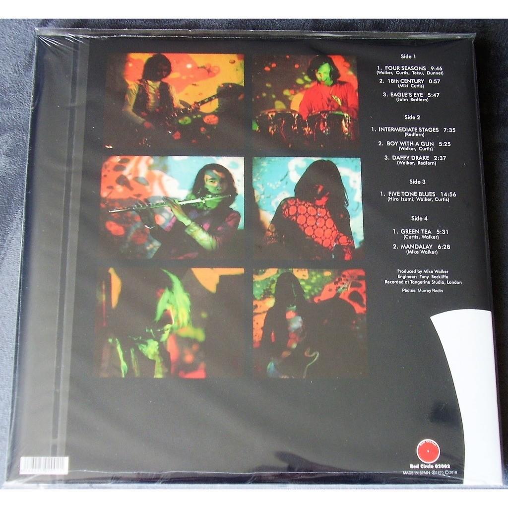 Samurai Samurai (2xlp) Ltd Edit Gatefold Sleeve -Spain