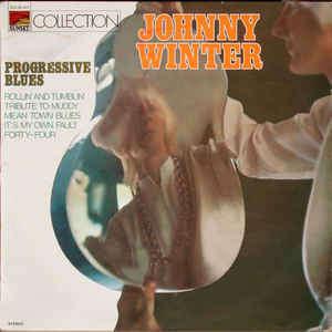 johnny winter progressive blues