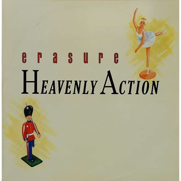 Erasure Heavenly Action