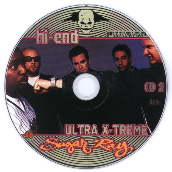 Sugar Ray Hi-End Ultra X-Treme (2CD greatest hits compilation) Halahup