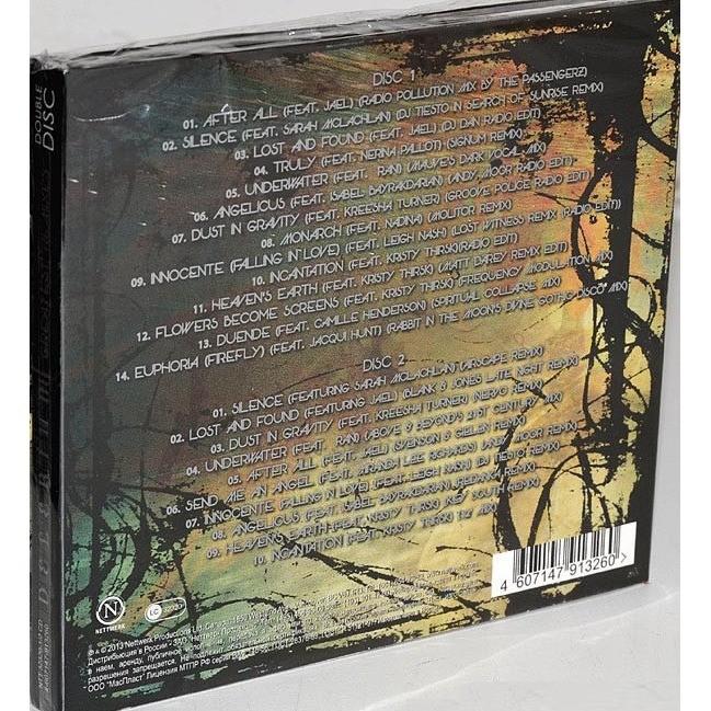 Delerium Greatest Remixes (2013) 2CD Digipak New & Factory-Sealed