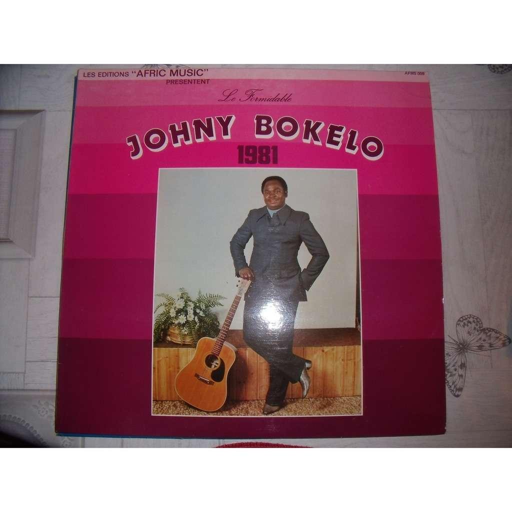 johny bokelo & orchestre conga 1981