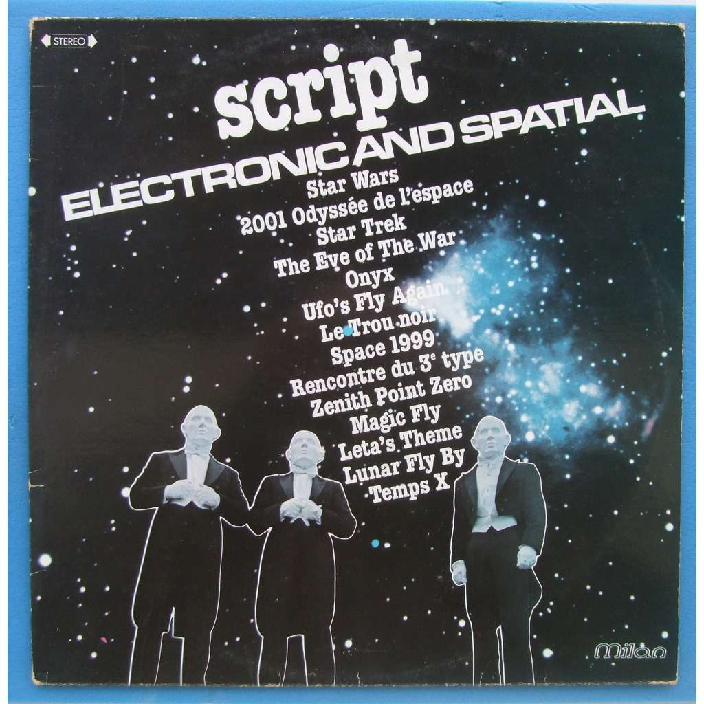 SCRIPT electronic and spatial