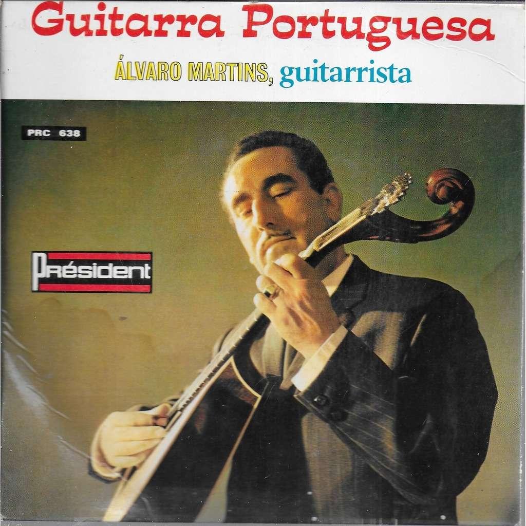 Alvaro MARTINS Guitarra Portuguesa
