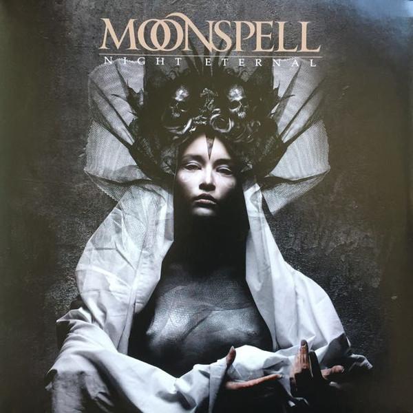 Moonspell Night Eternal (2xlp) Ltd Edit Gatefold Sleeve & Rsd 2019 -Pt