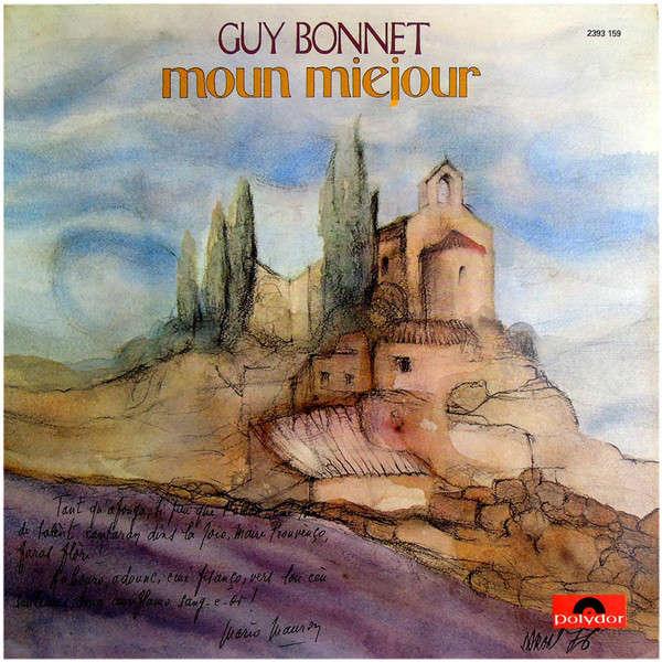 BONNET Guy MOUN MIEJOUR