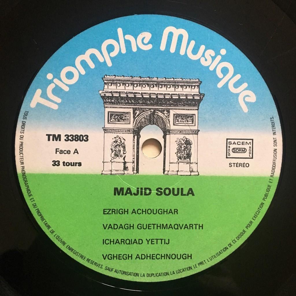 Majid Soula Ezrigh Achoughar