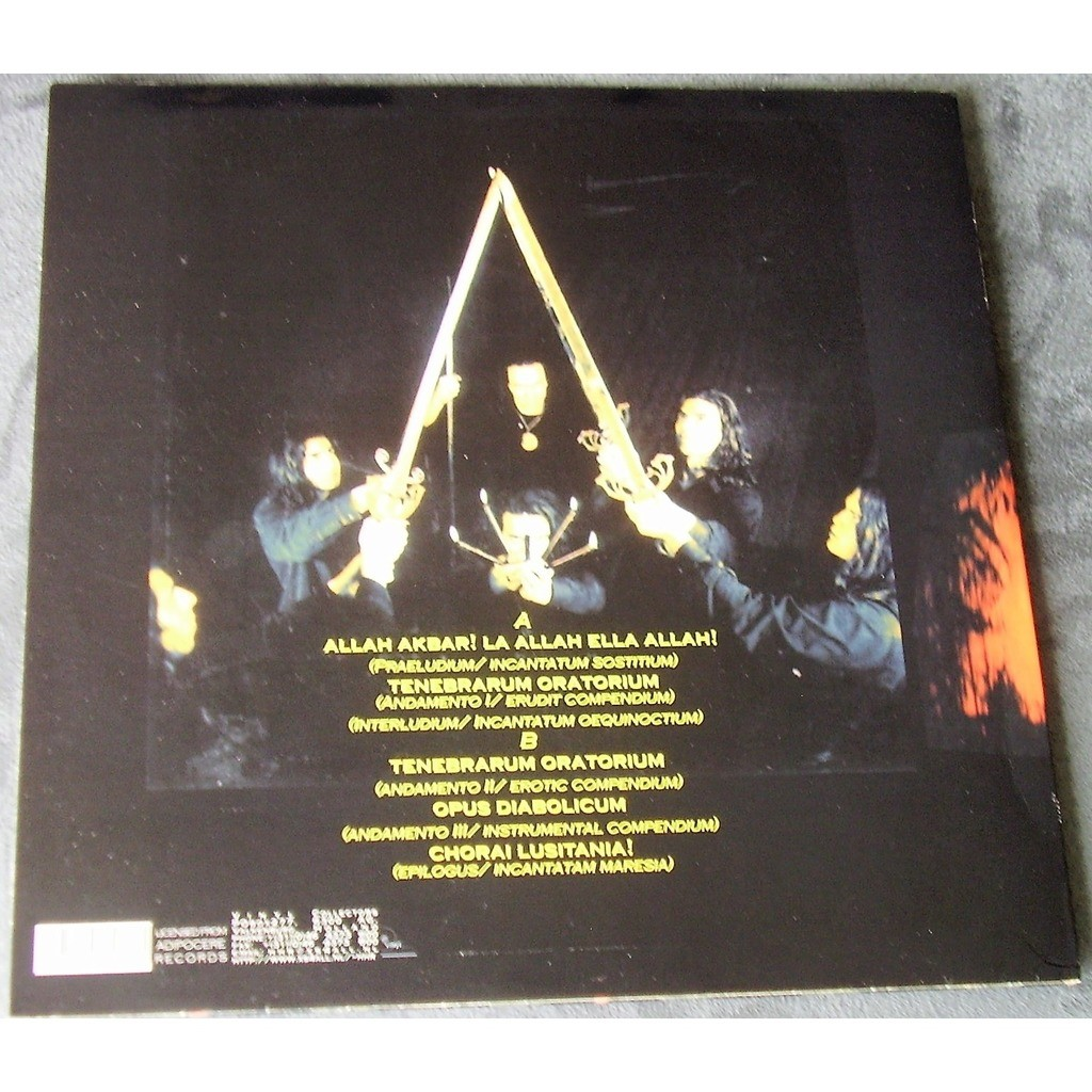 Moonspell Under The Moonspell (lp) Ltd Edit With Insert -E.U