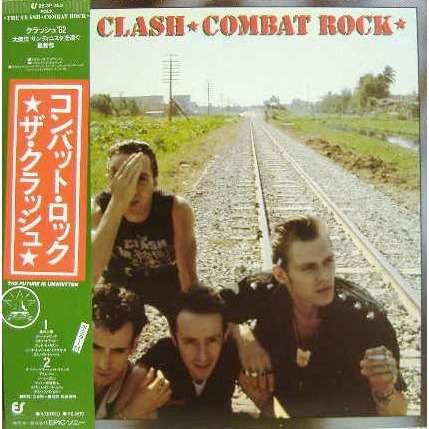 The Clash Combat Rock