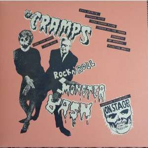 The Cramps Rock'n'Roll Monster Bash