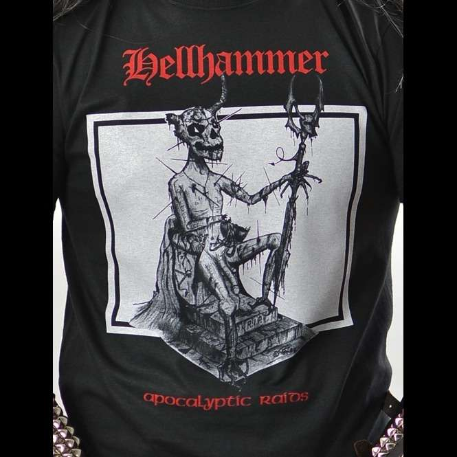 HELLHAMMER Apocalyptic Raids