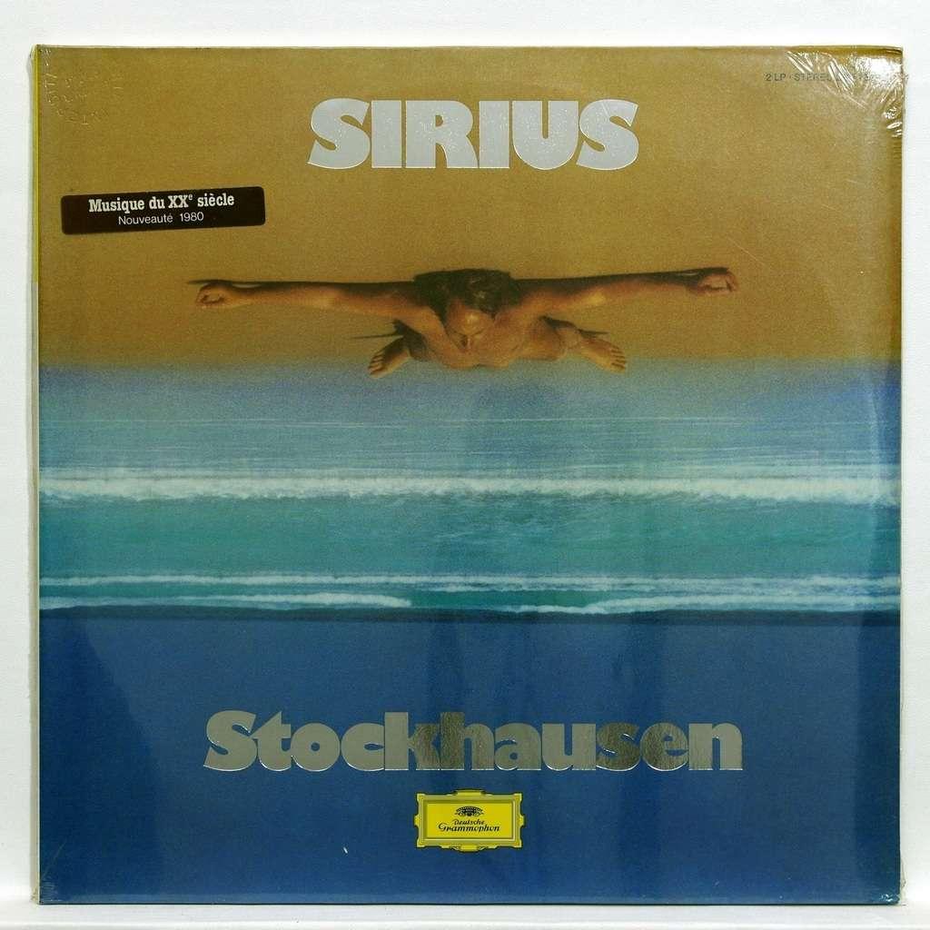 stockhausen Stockhausen : Sirius
