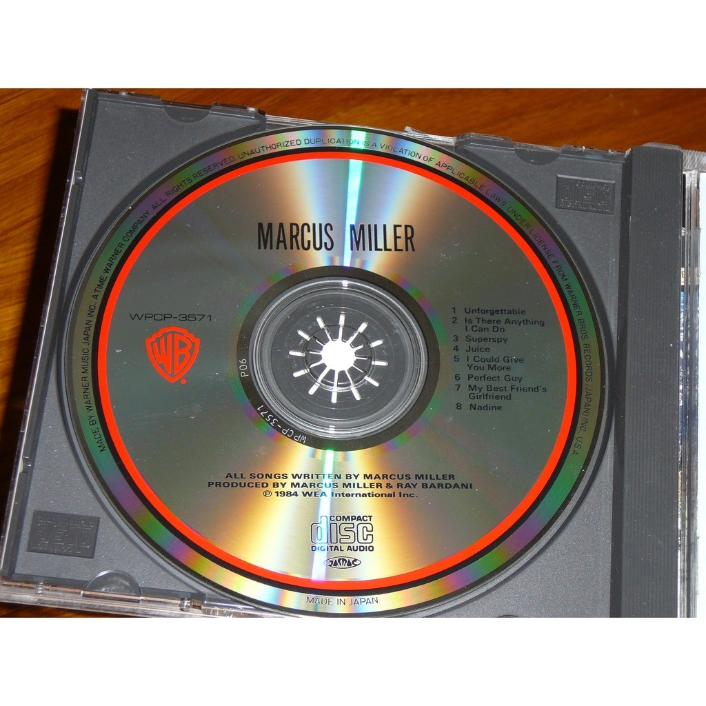 Marcus Miller marcus miller