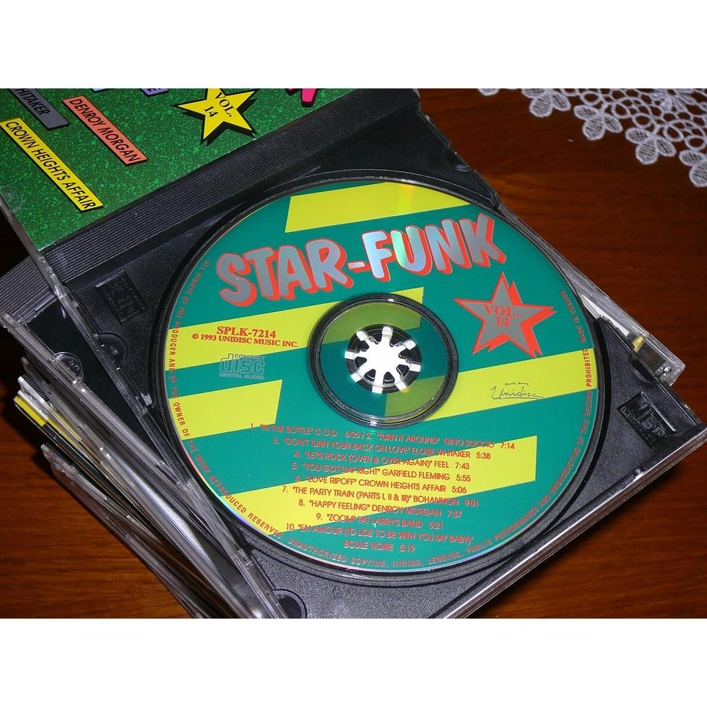 star-funk vol 14