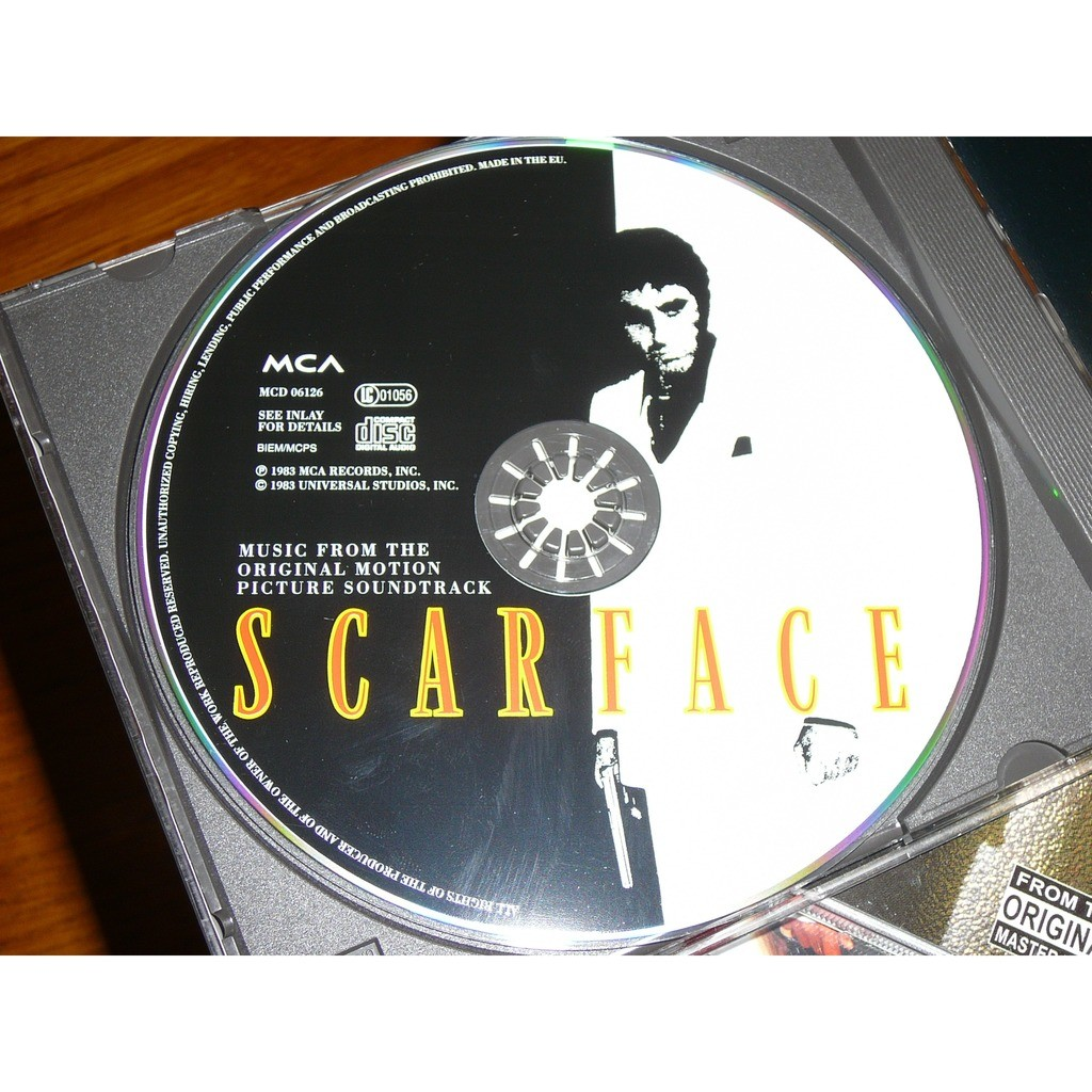 V./A. MUSIC INSPIRED BY SCARFACE