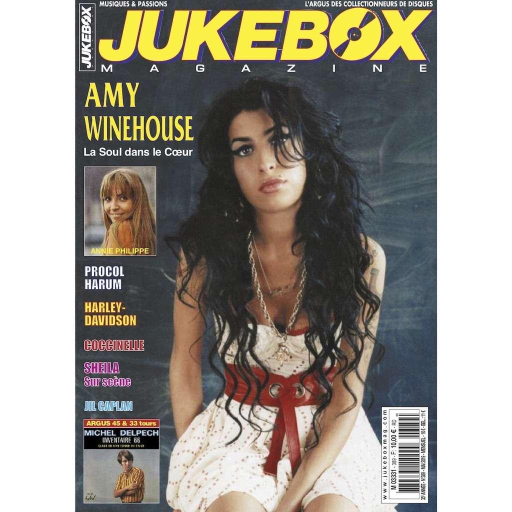 N°389 (MAI 2019) AMY WINEHOUSE