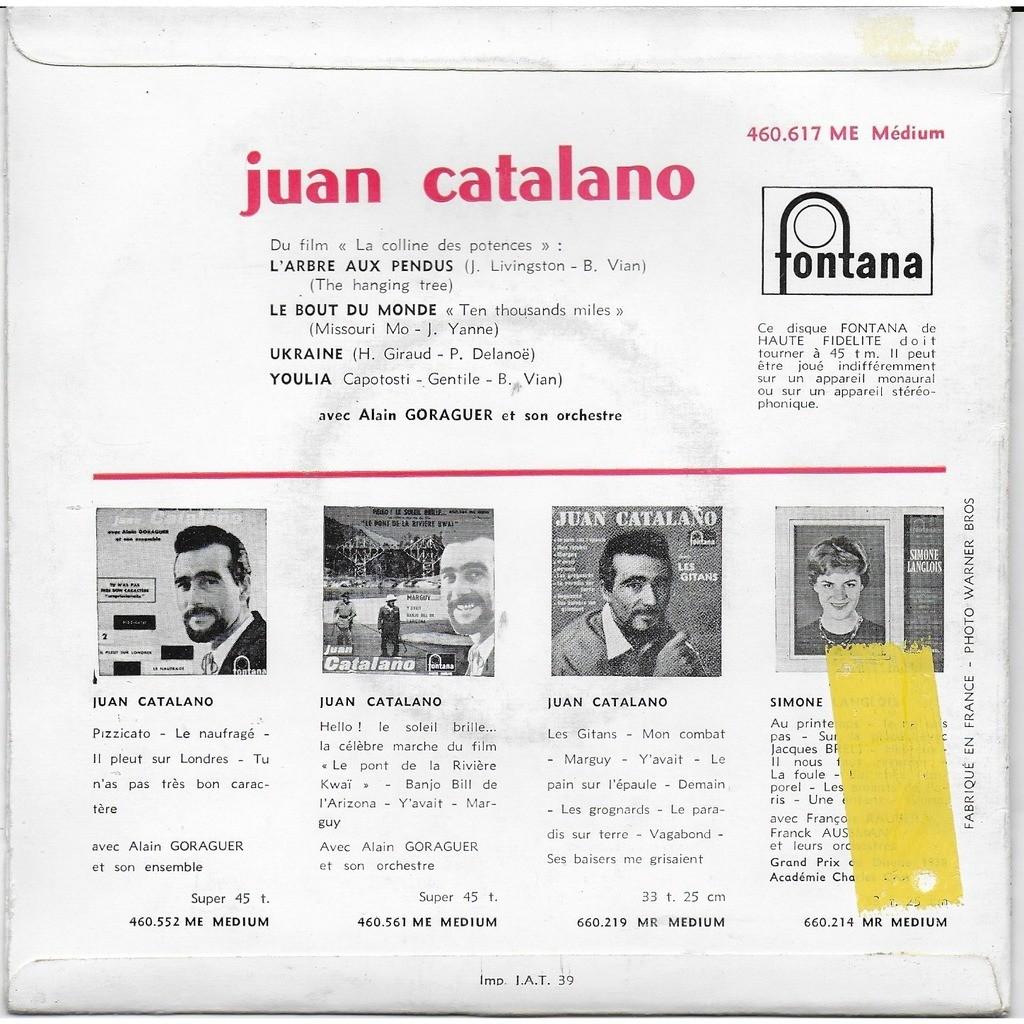 juan catalano L'ARBRE AUX PENDUS LE BOUT DU MONDE UKRAINE YOULIA