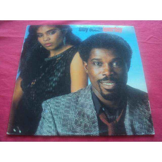 billy ocean LOVERBOY (EXTENDED VERSION) 1984 USA