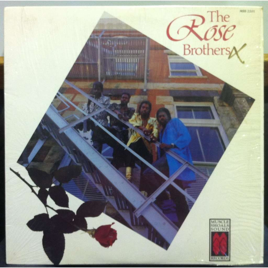 The Rose Brothers - S/T The Rose Brothers - S/T