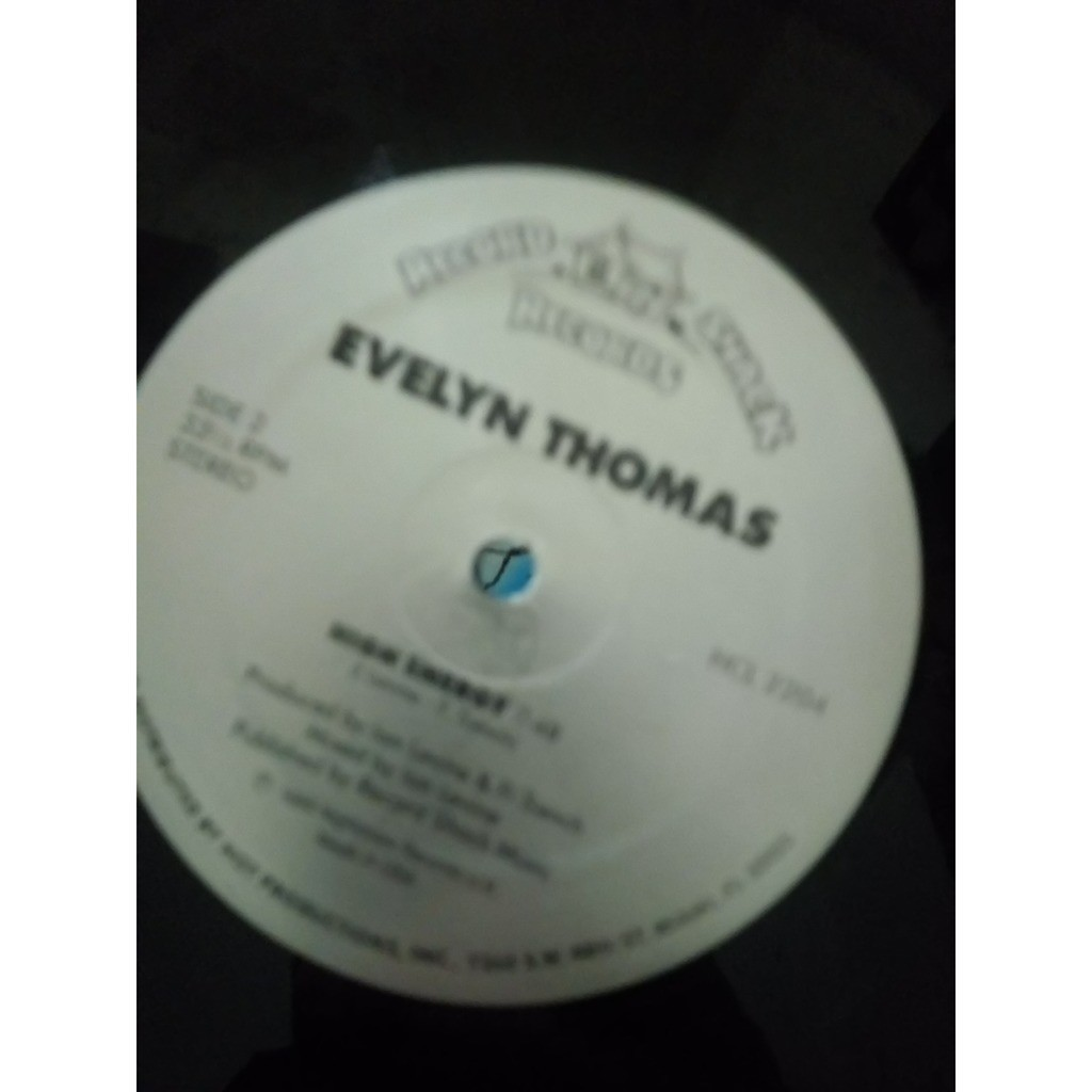 Miquel Brown / Evelyn Thomas So Many Men - So Little Time / High Energy
