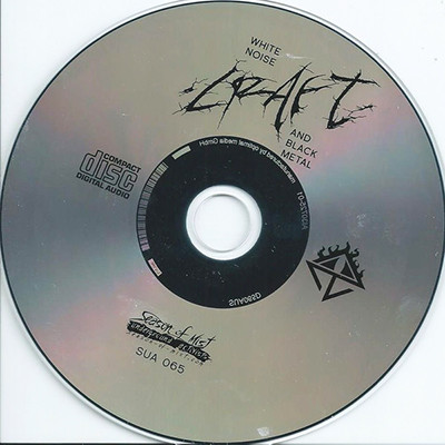 CRAFT White Noise and Black Metal