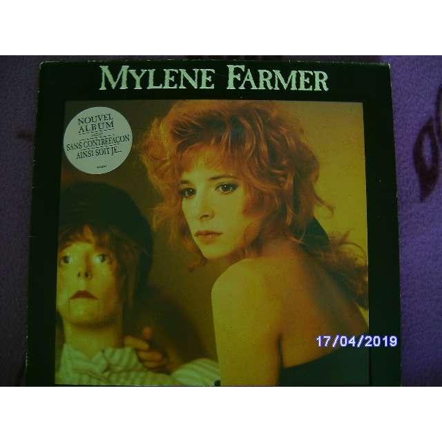 mylène farmer AINSI SOIT JE