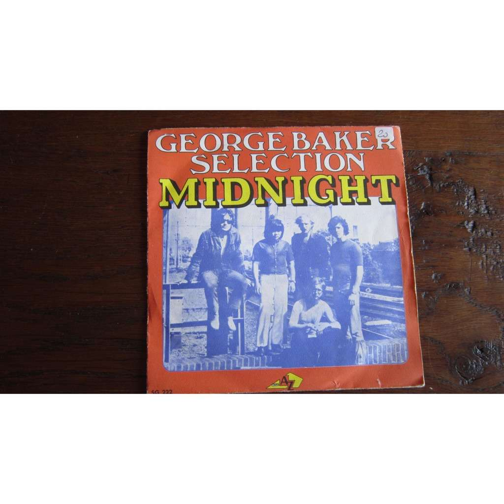 george baker selection Midnight & Sunday lover