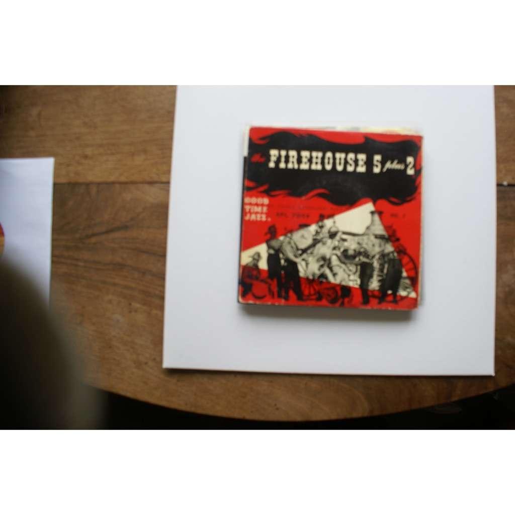 FIREHOUSE 5 PLUS 2 GOOD TIME JAZz vol 7