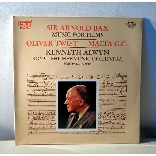 KENNETH ALWYN & ERIC PARKIN SIR ARNOLD BAX Music for films
