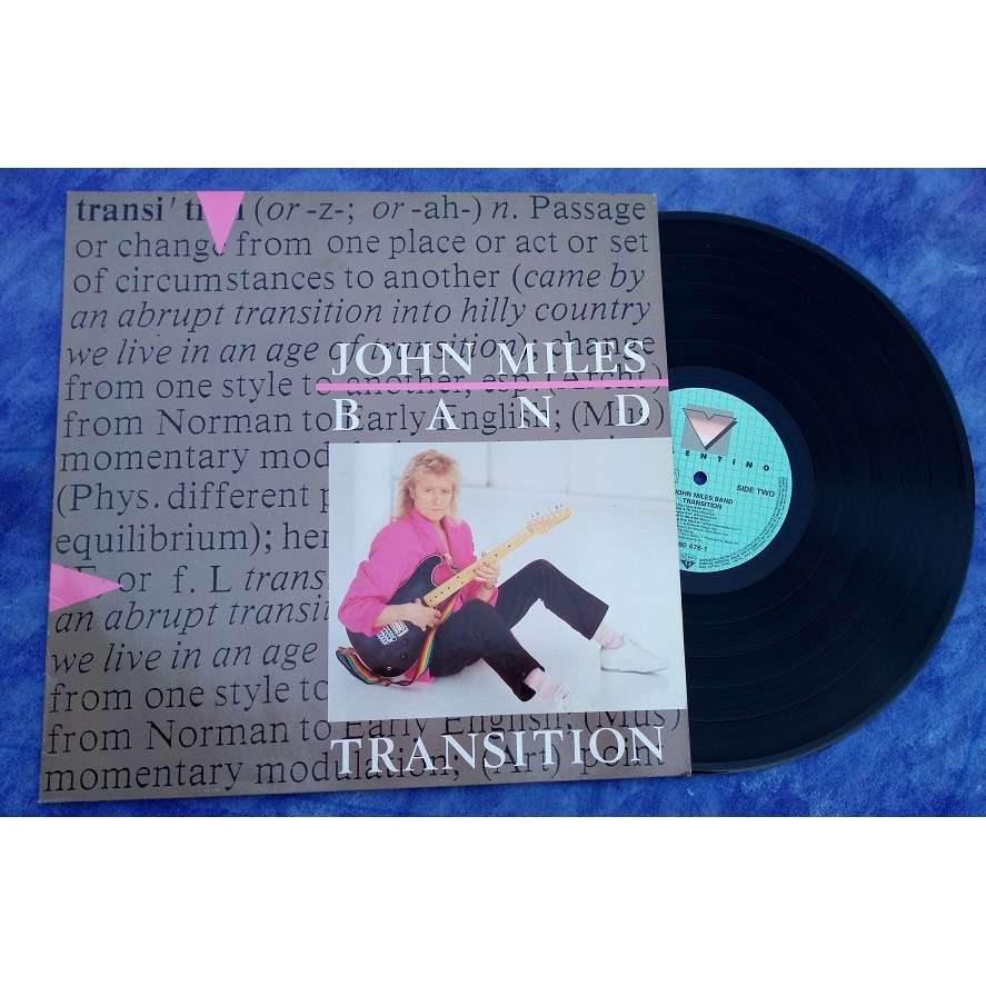 John Miles Band Transition