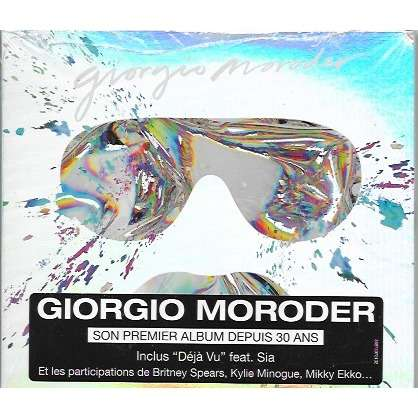 Giorgio Moroder Deja-vu