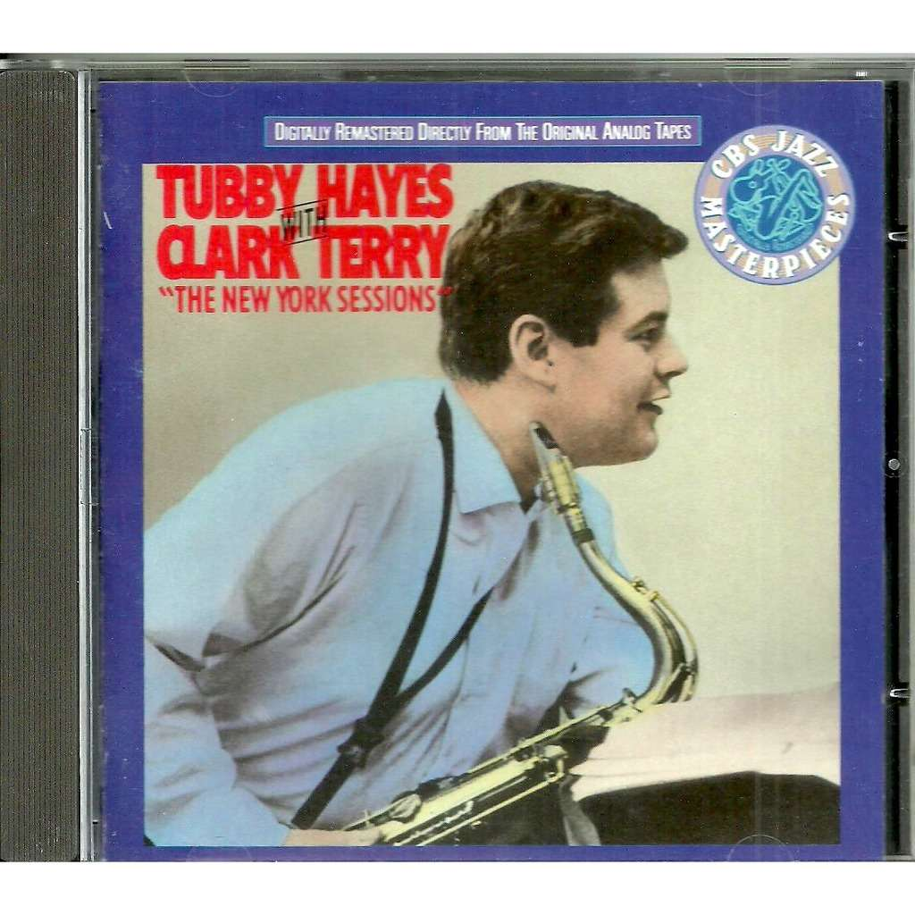 tubby hayes with clark terry the new york sessions