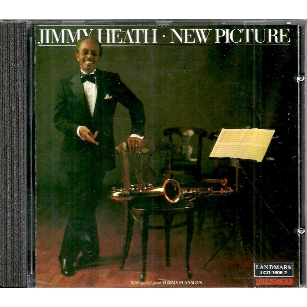 Jimmy Heath New Picture