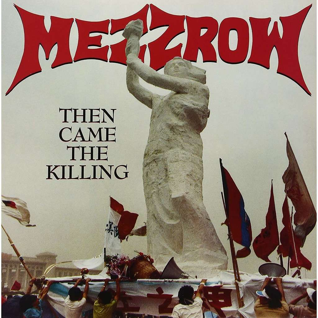 Mezzrow Then Came The Killing (incl. bonus)