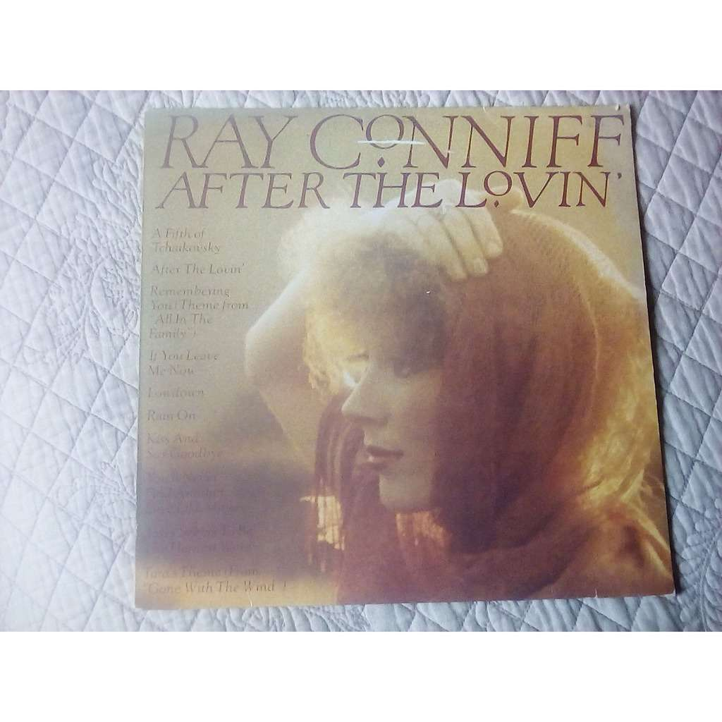 ray conniff after the lovin'